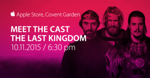 : https://concierge.apple.com/events/R245/meet-the-cast-the-last-kingdom/6067985303074146824/en_GB