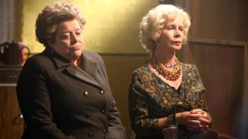 Violet Carson and Doris Speed (Lynda Baron and Celia Imrie)