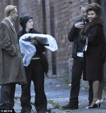 Filming; The Road to Coronation Street