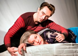 David Dawson and Kerry Fox The Vortex Copyright: Simon Annand