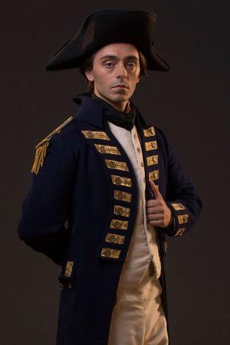 Captain David Collins; Banished